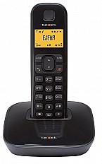 Радиотелефон teXet TX-D6705A, черный