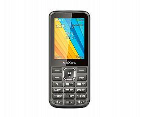 Мобильный телефон teXet TM-B213 черный