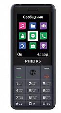 Мобильный телефон Philips Xenium E169 серый