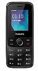 Мобильный телефон Philips Xenium E117 серый
