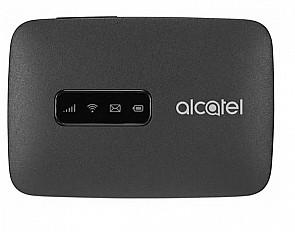 WiFi роутер Alcatel MW40V 2G/3G/4G универсальный, черный