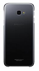 Чехол-накладка Samsung Gradation Cover EF-AJ415 для Galaxy J4 Plus черный