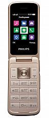 Мобильный телефон Philips Xenium E255 черный