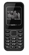 Мобильный телефон teXet TM-120 черный-красный