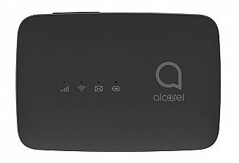 WiFi роутер Alcatel MW45V 2G/3G/4G универсальный, черный