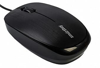 Проводная мышь Smartbuy SBM-214-K черный