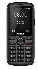 Мобильный телефон Philips Xenium E218 серый