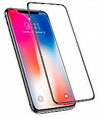 Защитное стекло 3D HOCO iPhone Xs Max/11 Pro Max черный