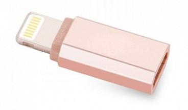 Переходник HOCO Lighting to Micro USB